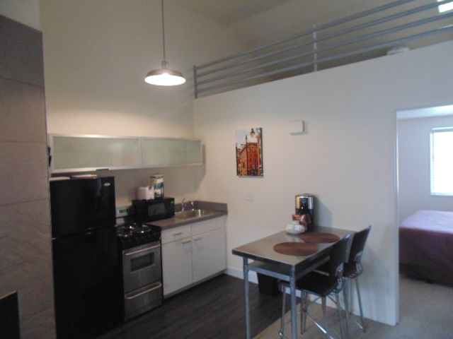 boulder corporate housing furnished loft style apartment for rent