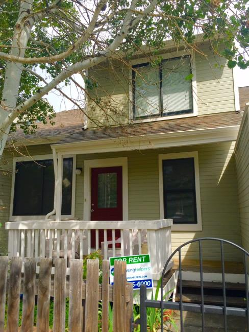Louisville Co Rentals Reduced Rent Townhouse For Rent