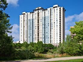 Cherry Creek Apartments High Rise