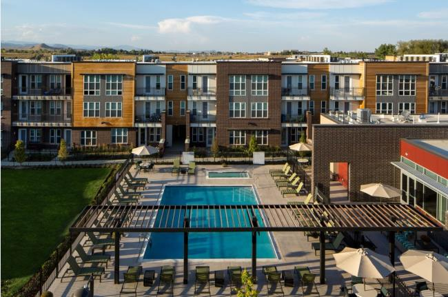 Boulder Co Rentals Brand New Premier Luxury Studio One And Two Bedroom Apartment Homes For