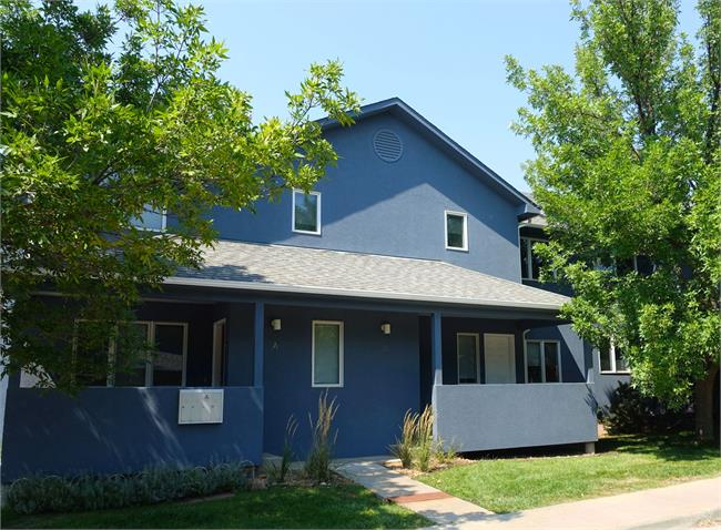Boulder Co Rentals Three Bedroom Two And A Half Bath Modern Townhome For Rent In Northwest