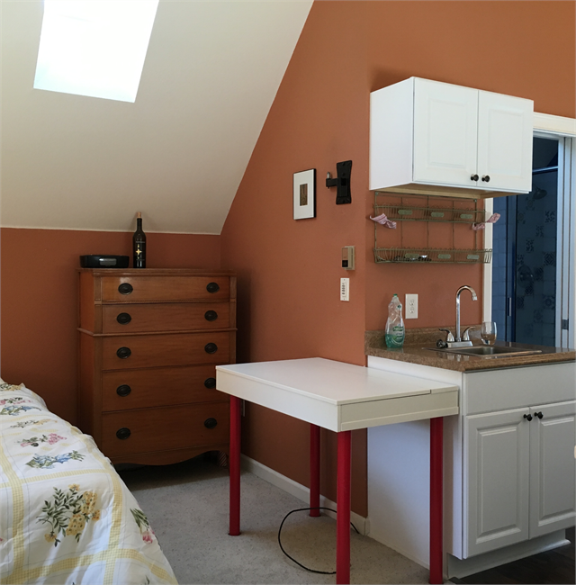 Small Apartments For Rent: Studio Apartment For Rent Above Garage